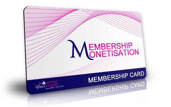 Membership  Monetisation