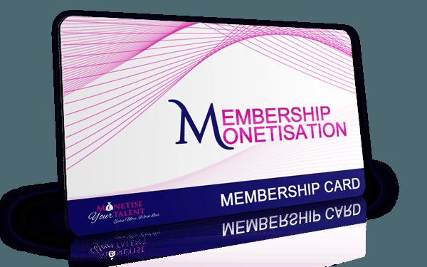 Membership  Monetisation
